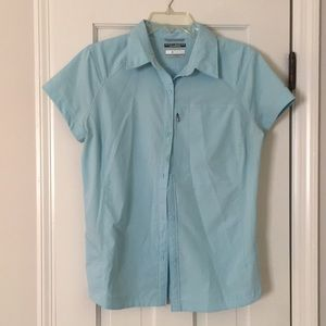Women's Columbia Button Up Shirt